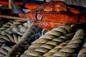 Anchor and Ropes