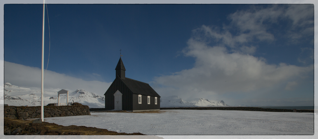 Black Church at Boudir