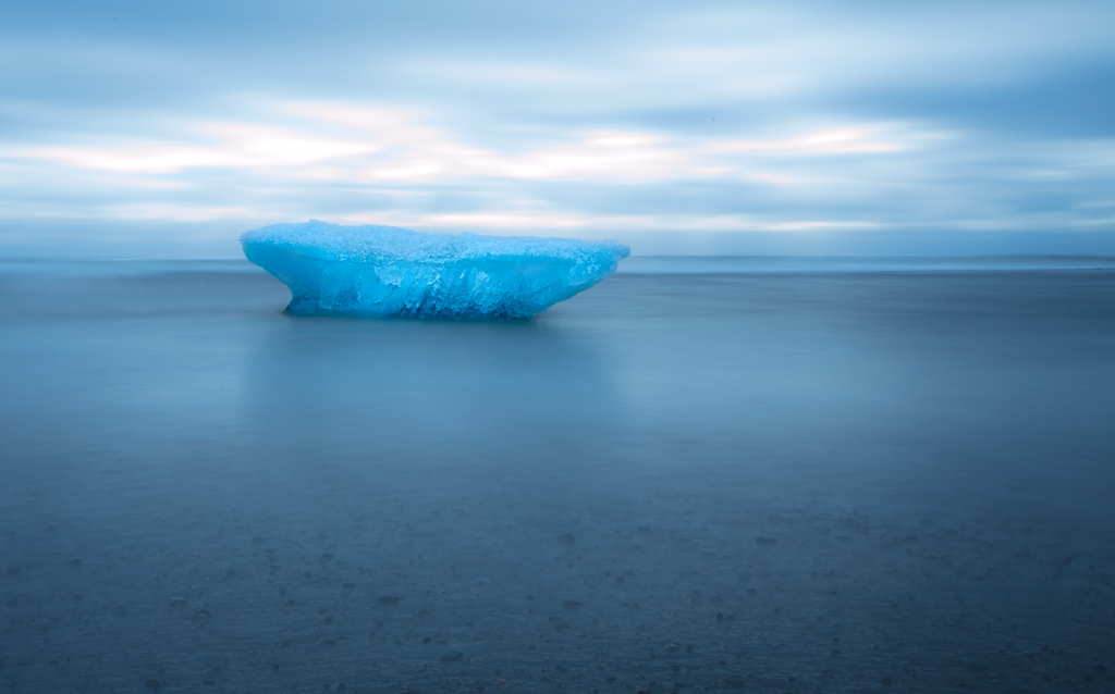 A Lonely Iceberg