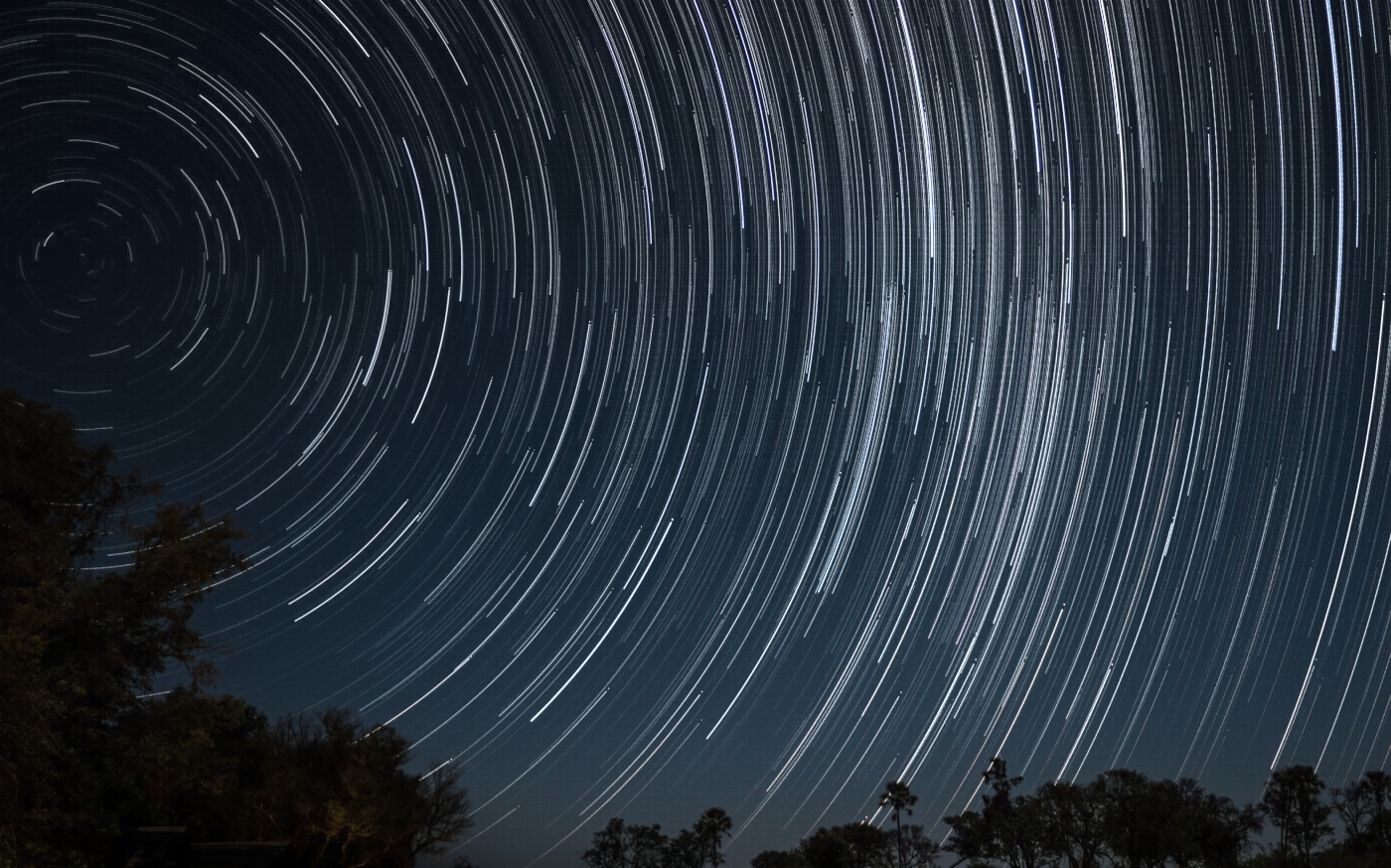 Eagle Island Star Trail