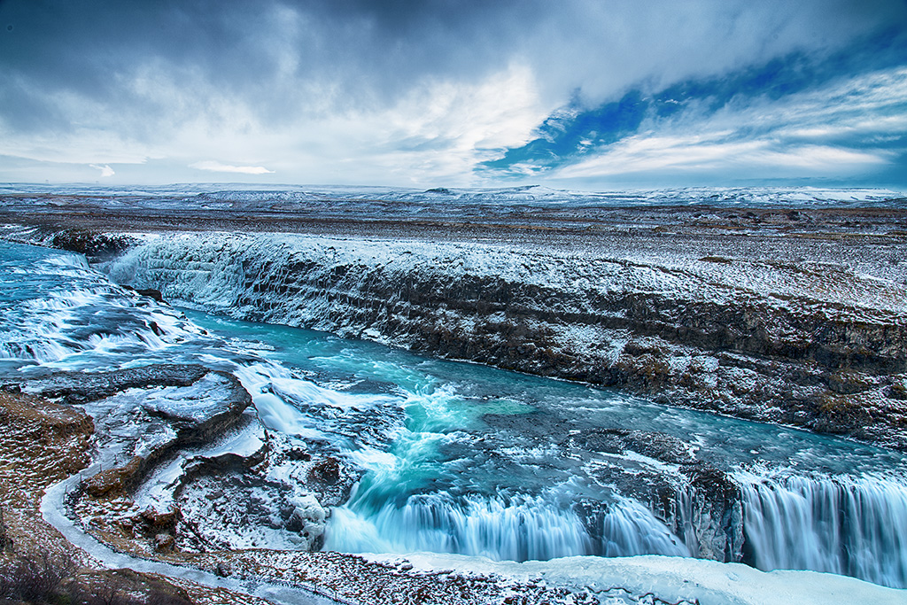 Gullfoss - image by one of thisyear's participants.