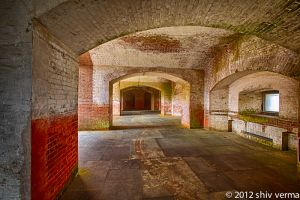 Cannon Platforms - Fort Point
